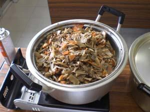 炊き込みご飯弁当